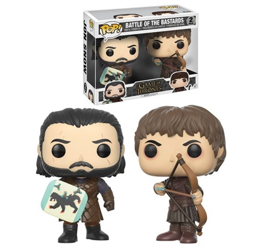 Battle of the Bastards Funko POP! Television Game of Thrones