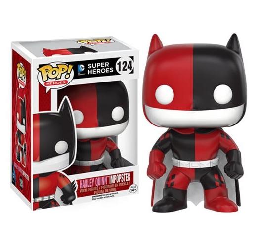 Harley Quinn ImPOPster Batman Funko POP! DC Heroes