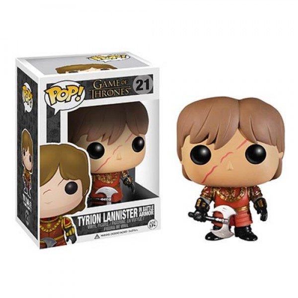 Game of Thrones - Tyrion Lannister 21 in battle armor
