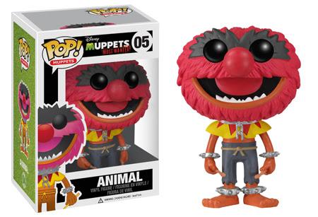 Animal (Muppets Most Wanted Box)