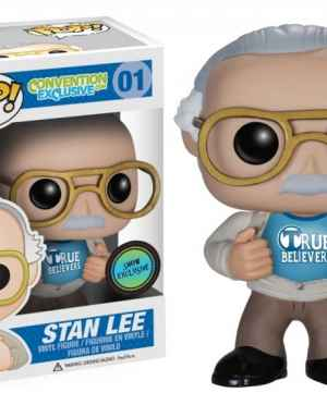 """True Believers"" Stan Lee [Frank & Son Collectible Show]"