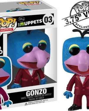 Gonzo (Muppets Most Wanted Box)