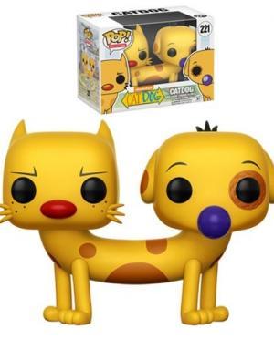 Catdog Funko POP! Animation Catdog