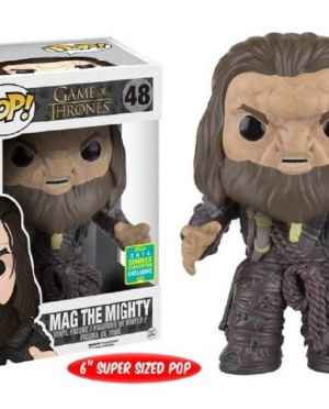 Funko Pop TV: Game of Thrones - Mag the Mighty 2016 SDCC Exclusive Vinyl Figure