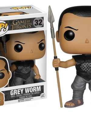 Funko POP Game of Thrones: Grey Worm Action Figure