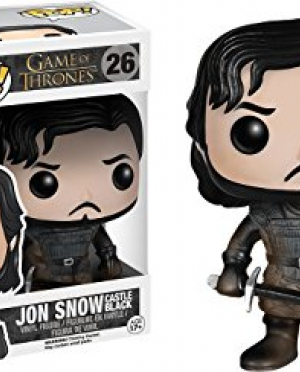 Jon Snow Castle Black