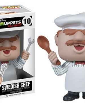 Swedish Chef (Muppets Most Wanted)