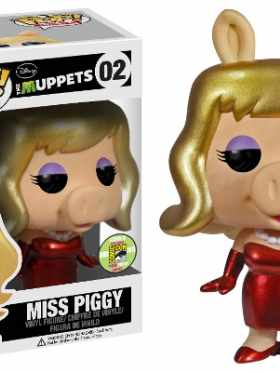 """Metallic"" Miss Piggy [SDCC 2013]"