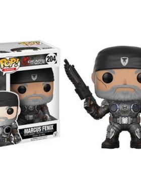 Marcus Fenix (Old Man) Funko POP! Games Gears of War