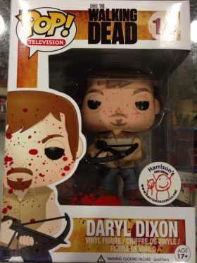 """Bloody"" Daryl Dixon (The Walking Dead) [Harrison's Comics]"