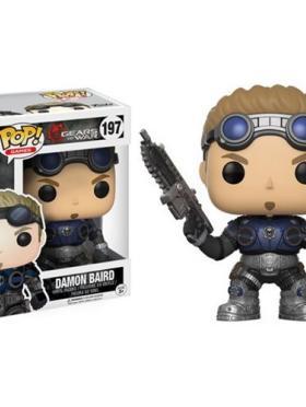 Damon Baird Funko POP! Games Gears of War