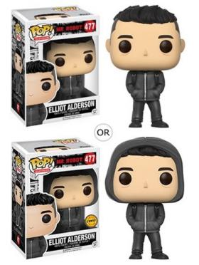 Elliot Alderson Funko POP TV Mr. Robot