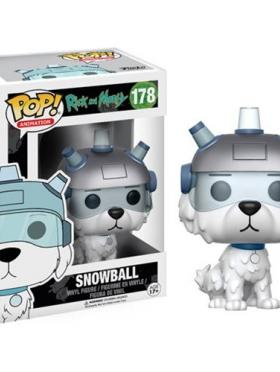 Snowball Funko POP! Animation Rick and Morty
