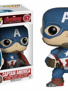 Funko POP Marvel Avengers 2: Captain America