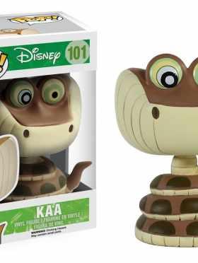 Funko POP Disney: Jungle Book - Kaa Action Figure