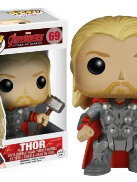 Funko Marvel: Avengers 2 - Thor Bobble Head Action Figure