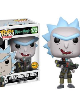 Weaponized Rick