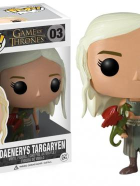 Game of tthrones - Daenerys Tagaryen