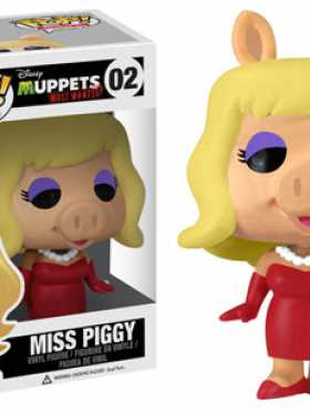 Miss Piggy (Muppets Most Wanted Box)