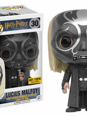 Death Eater Mask Lucius Malfoy (HT)