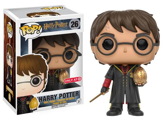 Funko Pop Vinyl Harry Potter with Golden Egg Target Exclusive