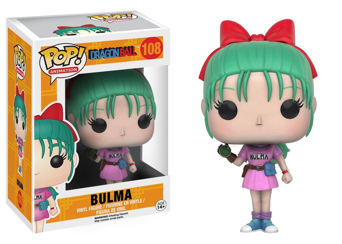 Funko POP Anime: Dragonball Z - Bulma Action Figure