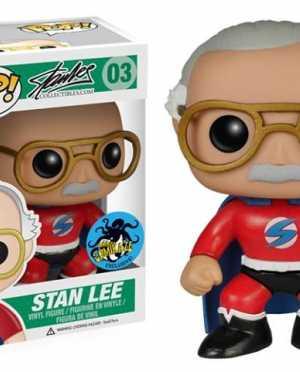 Comikaze Superhero Stan Lee