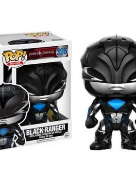 Black Ranger Funko POP! Movies Power Rangers