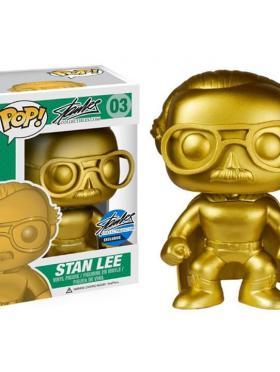 Gold Superhero Stan Lee (CE NYCC 15)