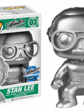 Platinum Stan Lee (Comikaze)