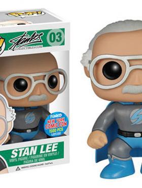 Superhero Stan Lee (NYCC 15)